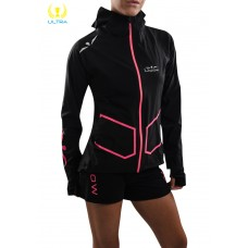 UGLOW-ULTRA | RAIN JACKET-WOMAN | RJ2-BLACK