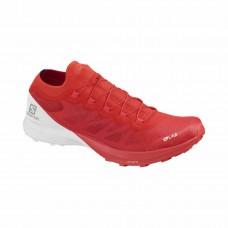 Pantofi Alergare Barbati Salomon  S/Lab Sense 8 Racing Red/White/Wh