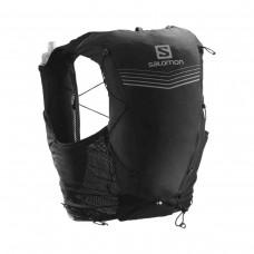 Rucsac Hidratare Alergare Unisex Salomon Adv Skin 12 Set Black