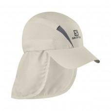 Sapca Alergare Unisex Salomon CAP XA+ CAP Bej