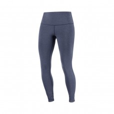 Colanti Alergare Femei Salomon ESSENTIAL TIGHTS W Bleumarin