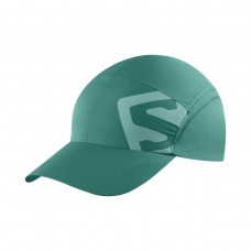 Sapca Alergare Unisex Salomon CAP XA CAP Verde